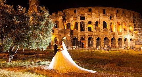 Preventivo Costo Fotografo Matrimonio - Servizio Foto Notturno
